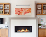 L1 Linear Series featuring the Valor HeatShift System