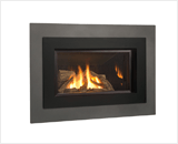 H4 Series shown with Logs, Outer Landscape Surround and Black Inner Bezel