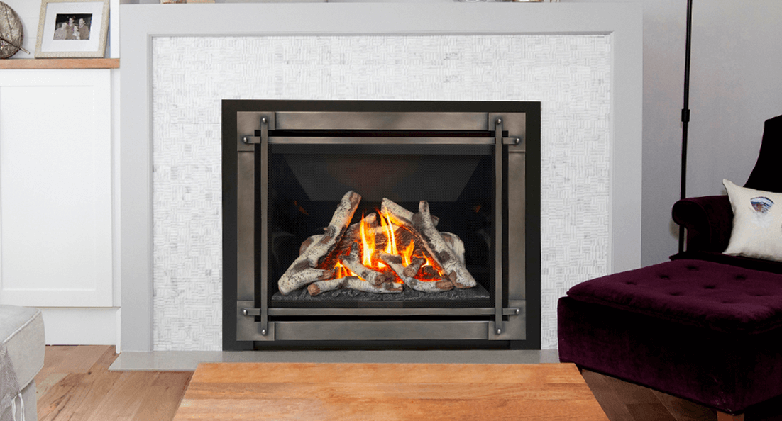 H5 Gas Fireplace