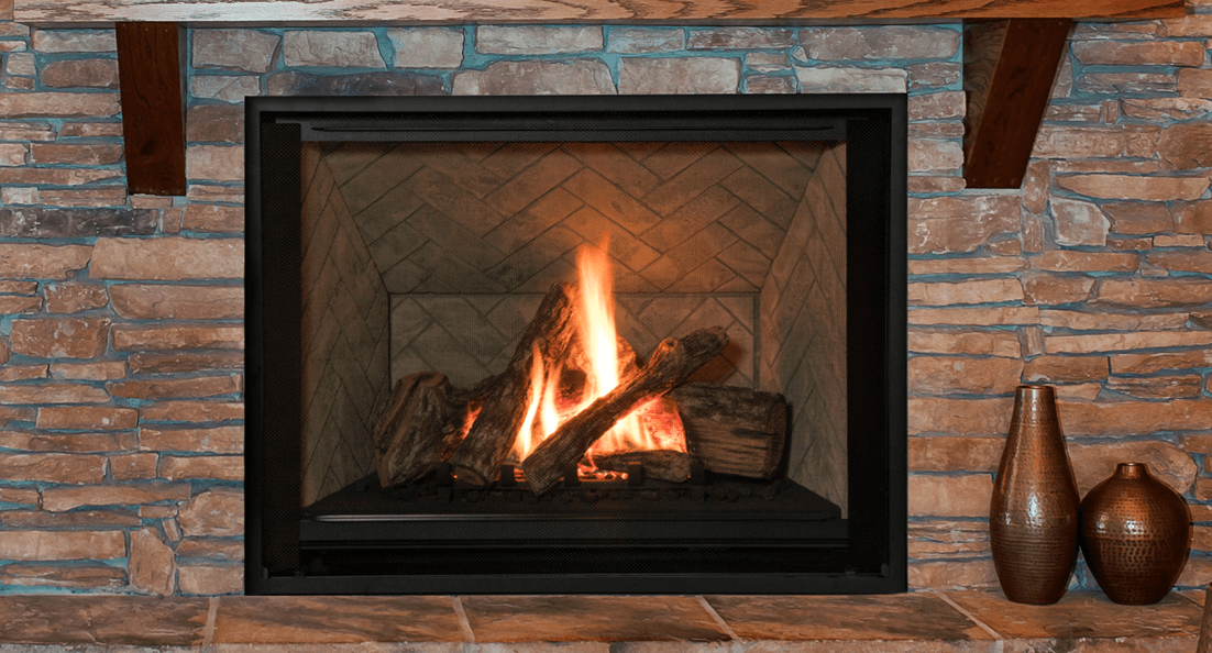 H6 Gas Fireplace