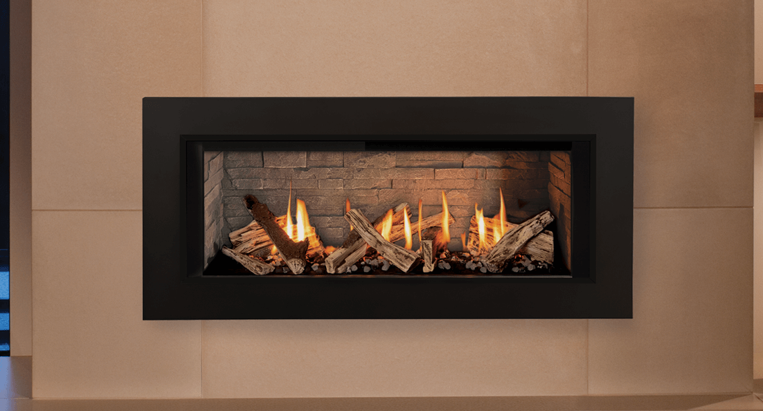 L1 Linear Gas Fireplace