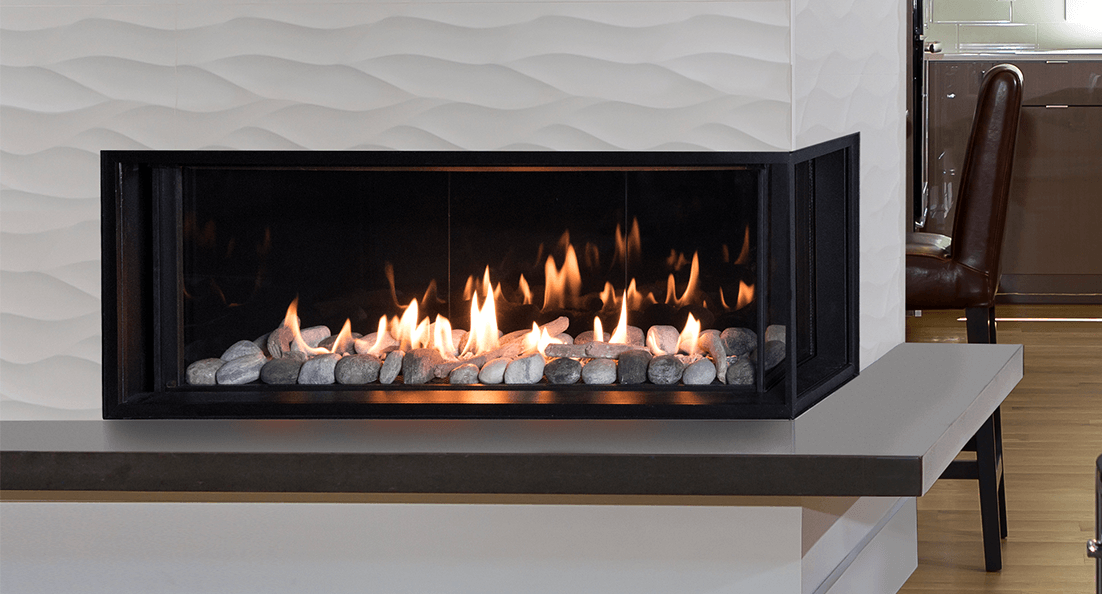 Valor LX2 Multi-Sided Gas Fireplace