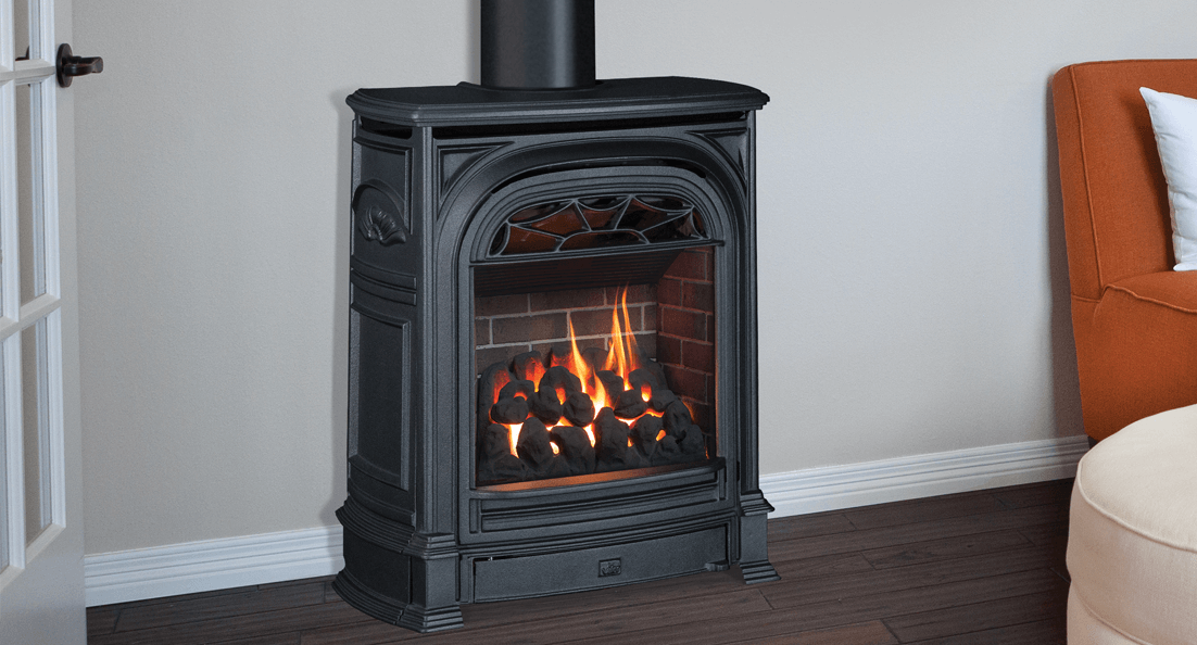 Portrait Freestanding Gas Stove