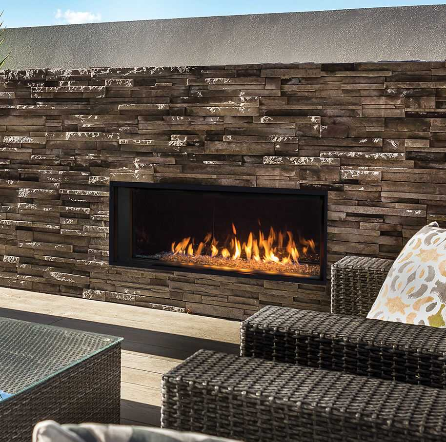 Things to consider when installing a Valor outdoor gas fireplace