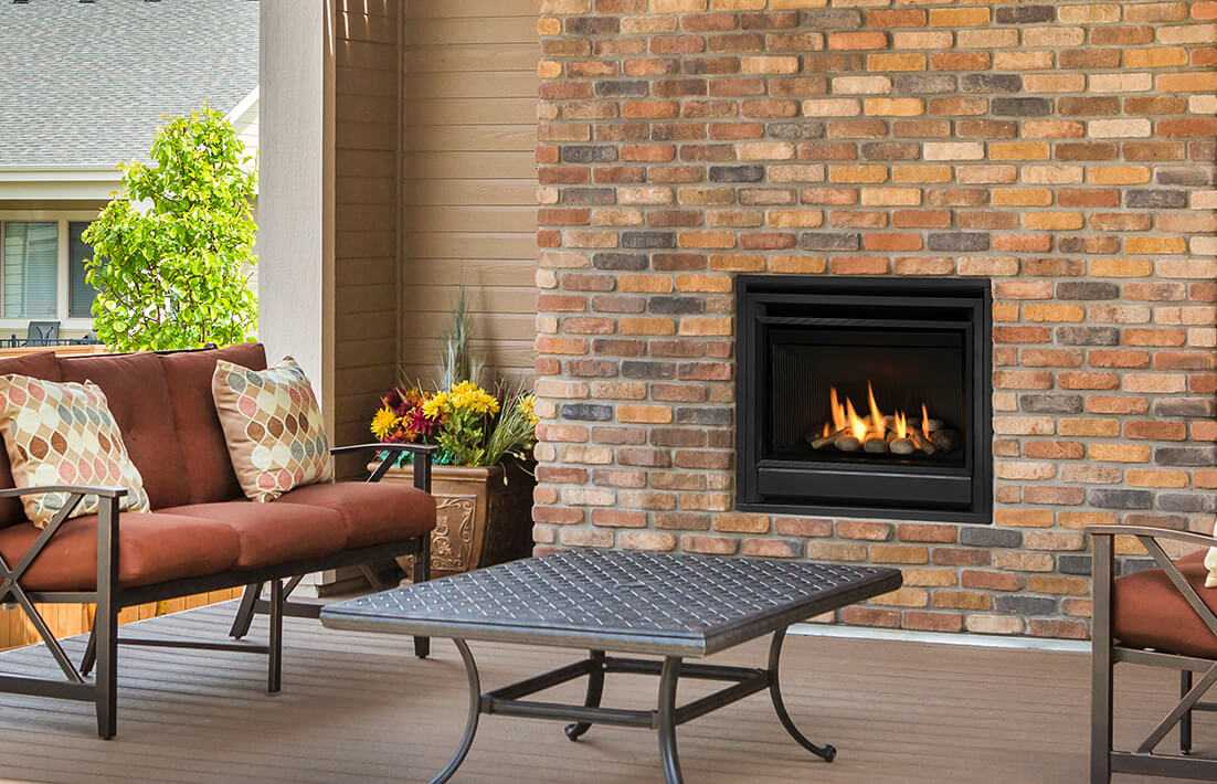 Convert to a Valor Outdoor Gas Fireplace